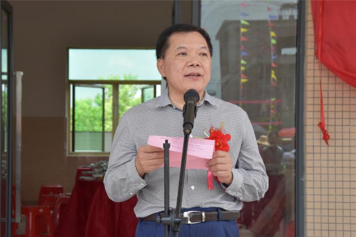 建艺集团,建艺控股董事会主席刘海云致辞